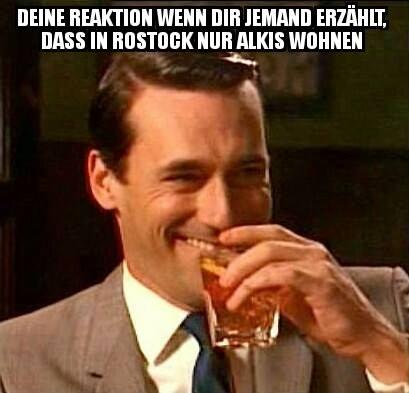 Alkoholiker Rostock