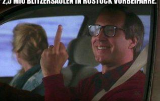 Blitzer Rostock