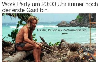 afterwork party