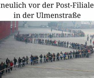 post ulmenstraße