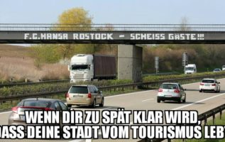 rostock autobahn