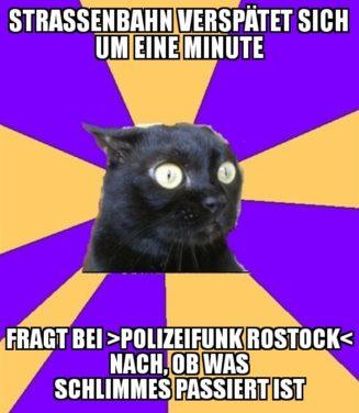 Polizeifunk rostock
