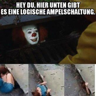 Ampel Rostock